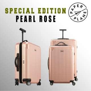 "【RIMOWA】特別版 l Salsa Air Pearl Rose 820.90.156/7/8 26"", 29"", 30"" 行李箱 旅遊 旅行"