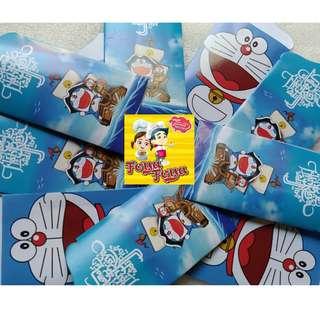 PROMO!! Amplop Lebaran Doraemon (09)