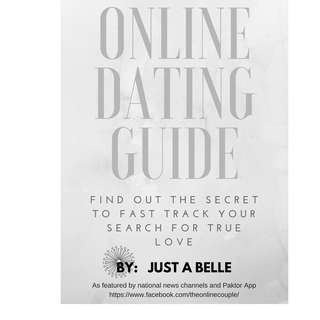 Online Dating Guide (ebook)