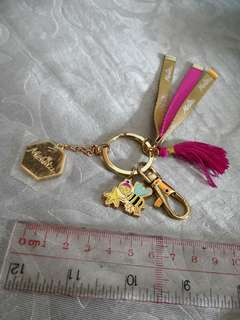 Melvita key ring 鎖匙扣