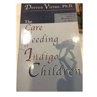 C255 BOOK - CARE AND FEEDING OF INDIGO CHILDREN