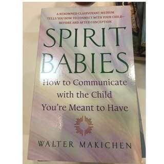 C258 BOOK - SPIRIT BABIES