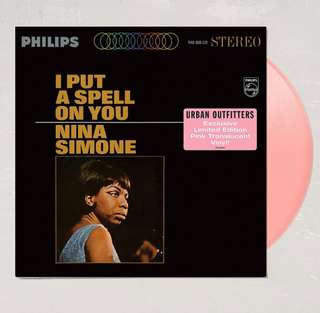 Nina Simone - I Put a Spell on You (Pink Vinyl) Limited LP