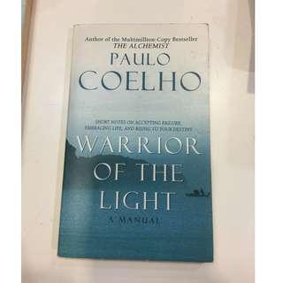 C258 BOOK - WARRIOR OF THE LIGHT