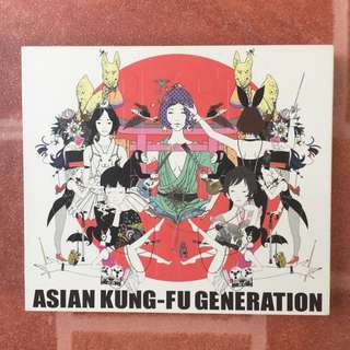 Asian Kung-Fu Generation - Best Hit AKG (Compilation - CD+DVD) 2012