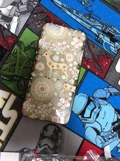 包郵 二手iphone6 plus 浮雕電話殼