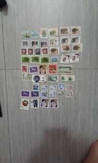 Canada 郵票