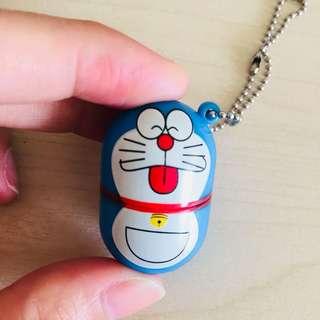 Doraemon capsule pill vitamin egg roller ink stamp