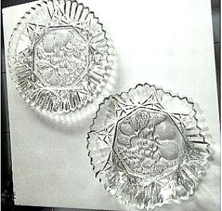 Glass plates (2 pieces)