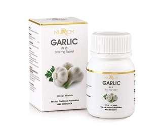 NURICH GARLIC 80 tablets