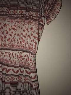 Aztec Style Jumpsuit