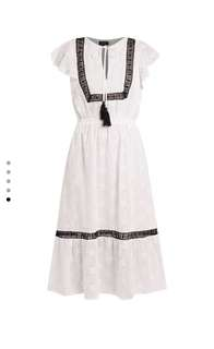 Fidi Edge midi dress