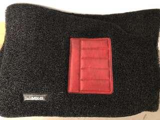 Mazda Mx5 customise floor mat