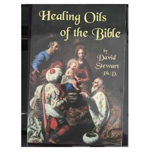 C268 BOOK - HEALING OILS OF THE BIBLE