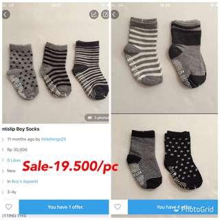 Sale-antislip socks