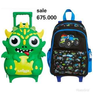 junior trolley bag smiggle