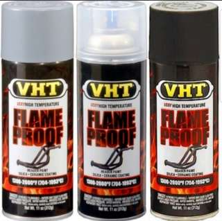 VHT Flameproof ceramic based spray paint