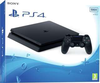 WTS- BNIB PS4 Slim 500GB (27 months Sony Warranty)