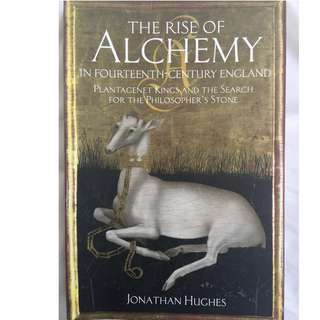 C269 BOOK - THE RISE OF ALCHEMY