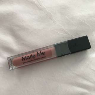 sleek matte lip cream