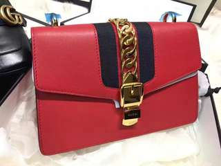 Gucci Sylvie Bag Brand New