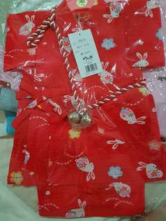 Baby Set - Toddler Yukata