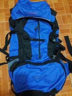 Backpack Mountaineering