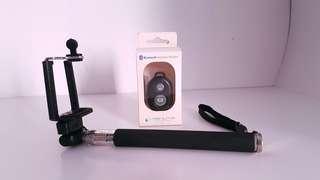 Mono pot & bluetooth remote shutter