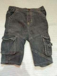 Cherokee jeans (3m-6m)