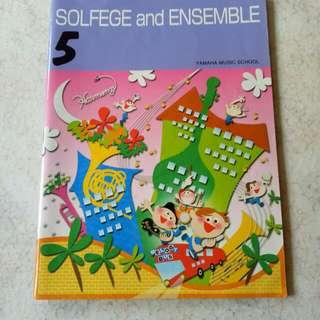Yamaha Music Book Grade 9