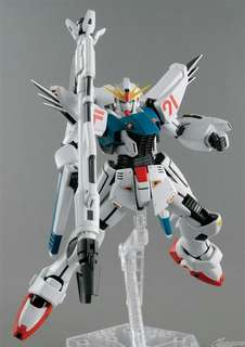 (PRE-ORDER) MG 1/100 GUNDAM F91 VER.2.0 (Without LED Unit)