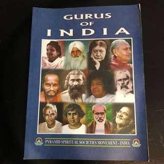 C278 BOOK - GURUS OF INDIA