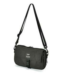 PO Anello Heavy-Duty Multi Storage Compact Mini Shoulder Bag