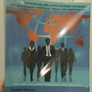 BE2601 Principles Of Management