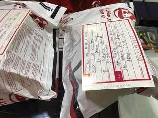 MK proof of shipping (Legit tayo mga bes)