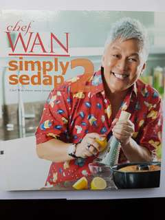 Cooking Book - Chef Wan Simply Sedap 2