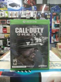 🆕 Xbox One Call of Duty Ghosts