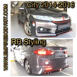 Honda City 2016 RR Styling Bodykit