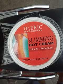 slimming hot cream dr eric