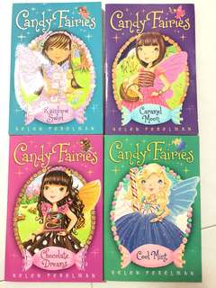 Candy Fairy books