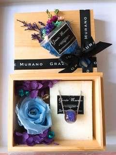 Grazie Murano necklace ❤️