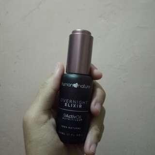Overnight Elixir Serum(100% Natural & Hypoallergenic)