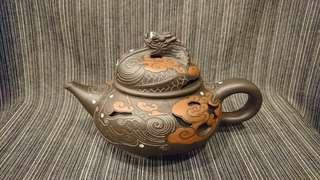 宜興紫砂壺、龍頭老大