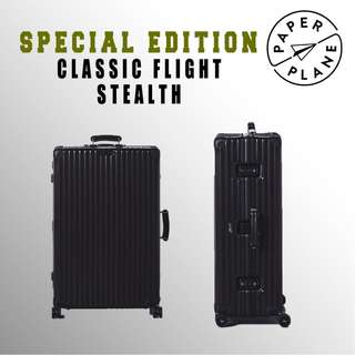"【RIMOWA】特別版 l RIMOWA x United Arrows Classic Flight 972.90.037 30"" 行李箱 旅遊 旅行"