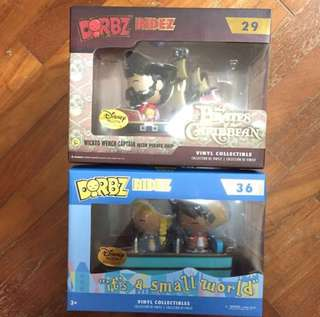 Funko Disney Treasures Dorbz ride
