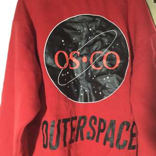 Outer space 大學t