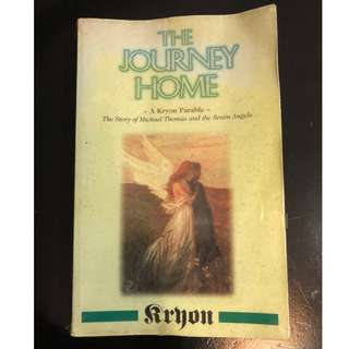 C284 BOOK - THE JOURNEY HOME