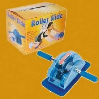 Repriced!!!Roller Slide Exercise Equipment