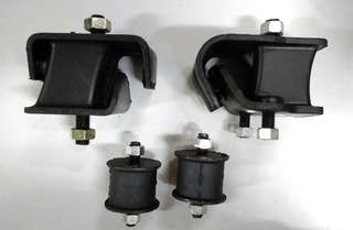 Toyota KM36 Engine Mounting