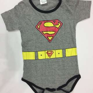 [clearance sales]baby Superman Romper